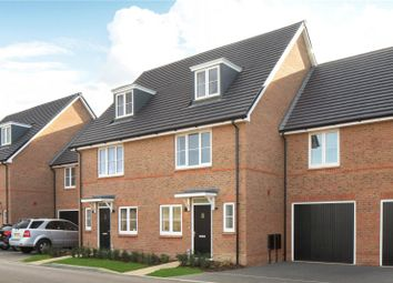 Thumbnail 4 bedroom terraced house for sale in Cresswell Park, Roundstone Lane, Angmering, West Sussex