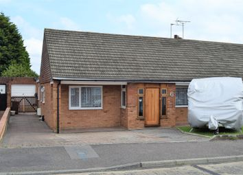 Thumbnail 2 bed semi-detached bungalow for sale in Killick Road, Rochester