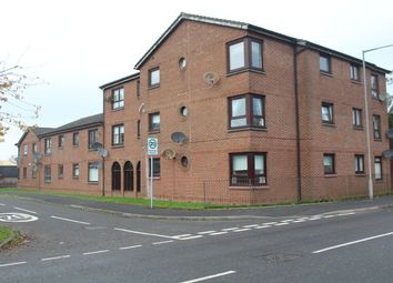 Thumbnail 1 bed flat to rent in Centenary Gardens, Coatbridge