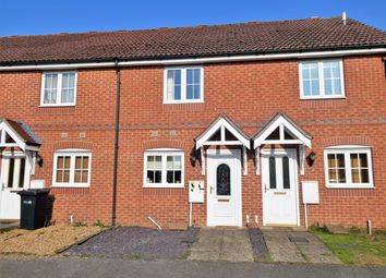 Thumbnail 2 bedroom terraced house for sale in Rosemary Way, Downham Market