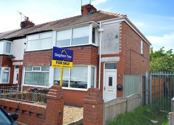 Thumbnail 2 bedroom terraced house for sale in Ivy Avenue, Blackpool