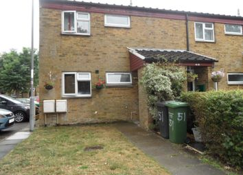 Thumbnail 1 bedroom maisonette to rent in Spear Close, Luton