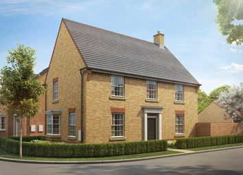 "Thumbnail 4 bed detached house for sale in ""Cornell"" at Horton Road, Devizes"