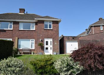 3 bed semi-detached house for sale in St. Bridgets Avenue, Plymouth PL6