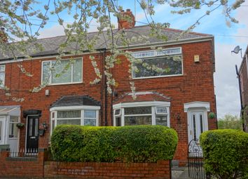 Thumbnail 2 bedroom end terrace house for sale in First Lane, Hessle