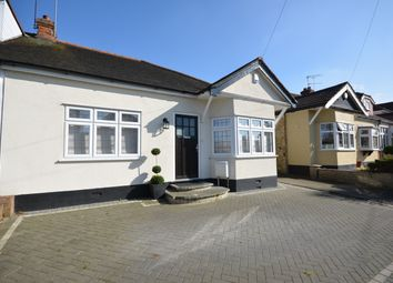 Thumbnail 3 bed semi-detached bungalow for sale in St Georges Avenue, Borders Of Emerson Park, Hornchurch