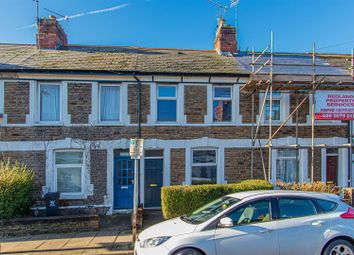 2 bed terraced house for sale in Arabella Street, Roath, Cardiff CF24