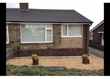 Thumbnail 2 bed bungalow to rent in St Abbs Close, Bradford