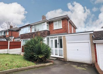 Thumbnail 3 bed semi-detached house for sale in Grosvenor Road, Ettingshall Park, Wolverhampton