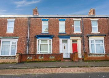 Thumbnail 3 bed terraced house for sale in Chester Terrace, Sunderland, Tyne And Wear