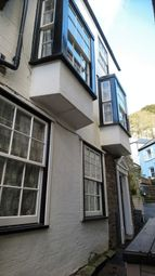 Thumbnail 1 bed flat to rent in Bull Hill, Fowey