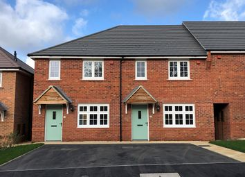 3 bed terraced house for sale in Lutterworth Road, Burbage, Hinckley LE10