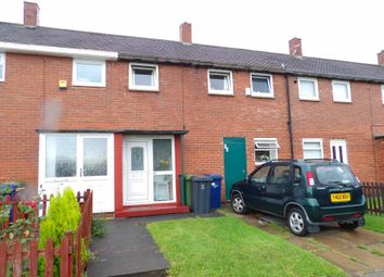 Thumbnail 2 bedroom terraced house for sale in Shaw Avenue, South Shields