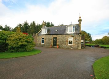 Thumbnail 4 bed detached house for sale in Woodside Cottage, Enzie, By Buckie