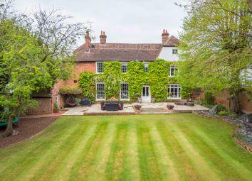 Thumbnail 7 bed detached house for sale in Pye Corner, Castle Hedingham, Halstead