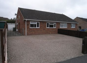 Thumbnail 2 bed semi-detached bungalow for sale in Oakland Drive, Ledbury