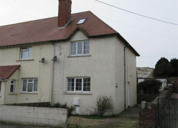 Thumbnail 2 bedroom end terrace house for sale in 73 Harbour Village, Goodwick, Pembrokeshire