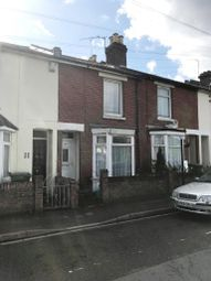 Thumbnail 2 bedroom terraced house for sale in 10 Mount Pleasant Road, Southampton, Hampshire