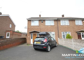 Thumbnail 3 bed semi-detached house to rent in Borough Crescent, Oldbury