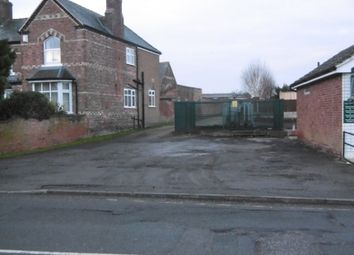 Thumbnail Land for sale in Land Adjacent To No 50, High Street, Doncaster, South Yorkshire