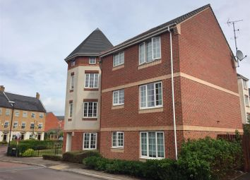 Thumbnail 2 bed flat for sale in Java Court, Derby