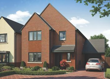 Thumbnail 4 bed detached house for sale in York Road, Priorslee, Telford