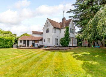 D'abernon Drive, Stoke D'abernon, Cobham KT11. 4 bed detached house for sale