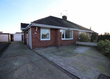 Thumbnail 2 bed semi-detached bungalow for sale in Newlands Avenue, Penwortham, Preston