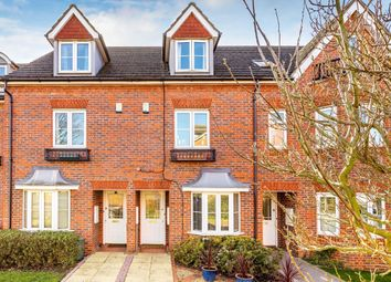Thumbnail 4 bed terraced house for sale in Rutlish Road, London
