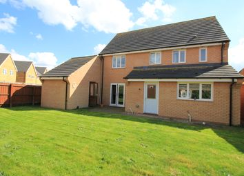 Thumbnail 4 bed detached house to rent in Foxhouse Road, Queens Hills, Norwich