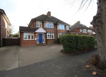 Thumbnail 3 bedroom semi-detached house to rent in Hampden Road, Hitchin