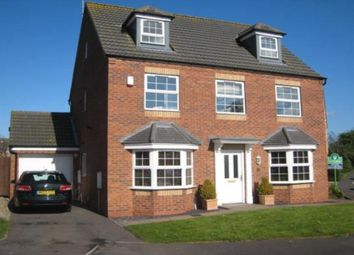 Thumbnail 5 bedroom detached house for sale in Deeley Close, Watnall, Nottingham