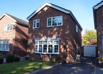 Thumbnail 3 bed detached house for sale in Aitken Close, Fazeley, Tamworth