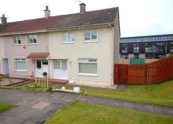 Thumbnail 2 bed end terrace house for sale in Macleod Place, East Kilbride, Glasgow