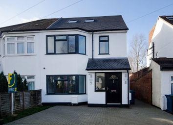 Thumbnail 2 bed flat for sale in Canterbury Road, North Harrow
