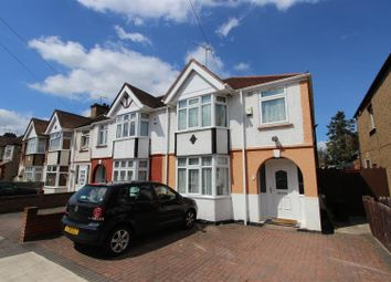 Thumbnail 3 bed semi-detached house to rent in Parkfield Avenue, Hillingdon, Uxbridge