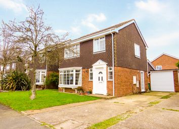 Thumbnail 3 bed detached house for sale in Bylanes Crescent, Cuckfield, Haywards Heath