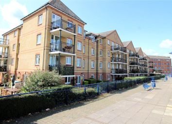 Waters Edge Court, 1 Wharfside Close, Erith, Kent DA8. 1 bed flat for sale