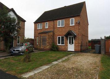 2 bed semi-detached house to rent in Primrose Close, Morton, Bourne, Lincolnshire PE10