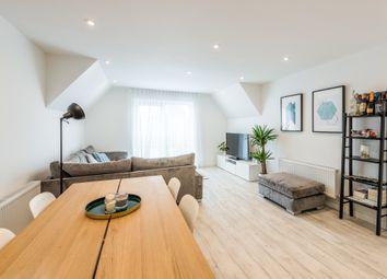 Thumbnail 2 bed flat for sale in Jennings Court, Eden Road, Dunton Green