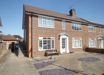 Thumbnail 2 bed flat for sale in Parkfield Court, Tarring, Worthing, West Sussex