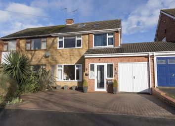 Thumbnail 3 bed semi-detached house for sale in South View Road, Leamington Spa