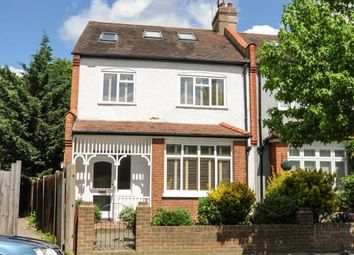 4 bed end terrace house for sale in Cresswell Road, Twickenham TW1