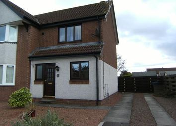 Thumbnail 2 bed semi-detached house to rent in Anne Arundel Court, Heathhall, Dumfries