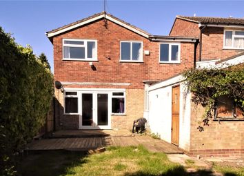 Thumbnail 4 bed detached house for sale in Rosamund Avenue, Braunstone, Leicester