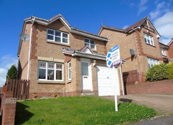 Thumbnail 3 bed detached house for sale in Grannoch Place, Carnbroe, Coatbridge