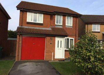Thumbnail 3 bedroom detached house for sale in The Crunnis, Bradley Stoke, Bristol