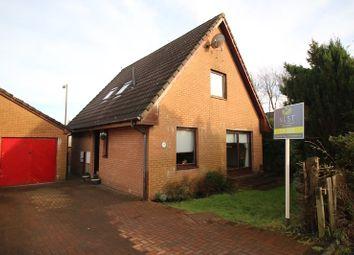 Thumbnail 3 bed detached house for sale in Antonine Grove, Bonnybridge