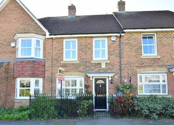 Thumbnail 3 bed terraced house for sale in Bluebell Drive, Sittingbourne, Kent