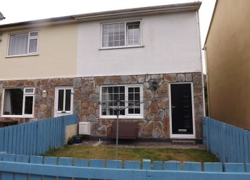 Thumbnail 2 bed end terrace house for sale in South Park, Redruth